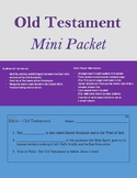 Old Testament Structure