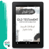 Old Testament Summary - 40 Day Interactive Scripture Writing Devotional
