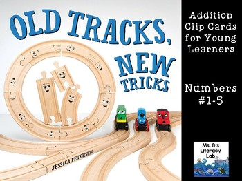 Old Tracks, New Tricks Addition Clip Cards