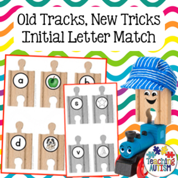 Old Tracks, New Tricks Initial Letter Matching