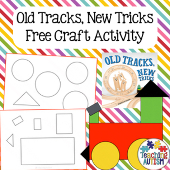 Old Tracks New Tricks Train Craft