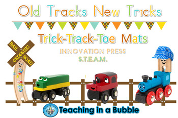 Old Tracks New Tricks: Trick Track Toe Freebie