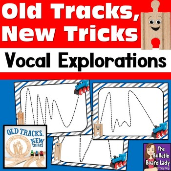 Old Tracks, New Tricks Vocal Explorations