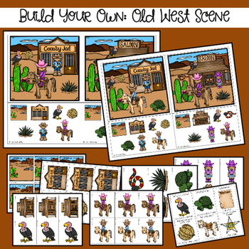 Old West: Open-Ended Games