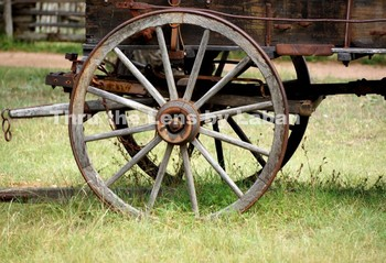 Old Wheel Stock Photo #130