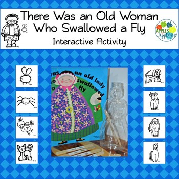 Old Lady Who Swallowed a Fly Interactive Activity