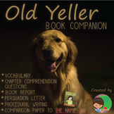 Old Yeller Book Companion