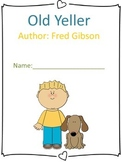 Old Yeller Book Discussion Guide