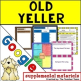 Old Yeller Journeys 5th Grade Lesson 7 Google Digital Resource