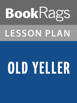 Old Yeller Lesson Plans