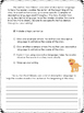 Old Yeller--Writing Prompt-Journeys Grade 5-Lesson 7