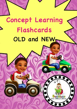 Old and New Concept Learning Flashcards