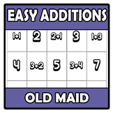 Old maid - Easy additions
