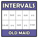 Old maid - Intervals