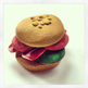 Oldenburg and food sculptures
