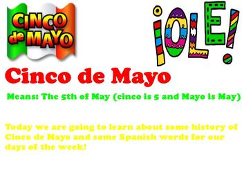 Ole, Cinco de Mayo