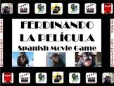 Ole!  El Viaje de Ferdinand - El Toro Ferdinando Spanish Movie Game