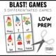 Ole! Phonics and Sight Word Blast Game