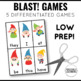 Ole! Sight Word Game
