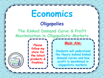why is the oligopoly demand curve kinked