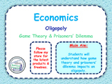 Oligopoly - Game Theory & Prisoners' Dilemma & Oligopolis
