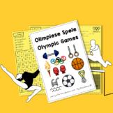 Olimpiese Spele Olympic Games