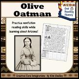 Olive Oatman Fluency