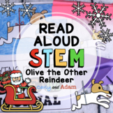 Olive The Other Reindeer Christmas Read Aloud STEM Activity