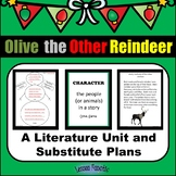 Olive, the Other Reindeer Unit and Sub Plans