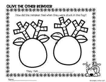 Olive the Other Reindeer Bundle