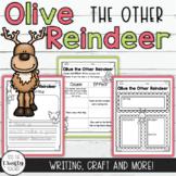 December Reading Comprehension - Olive the Other Reindeer