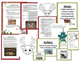 Olive the Other Reindeer Common Core Literature Study and