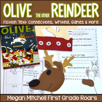Olive the Other Reindeer... Connections