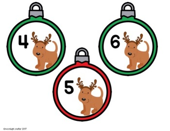 Olive the Other Reindeer Countdown to Christmas