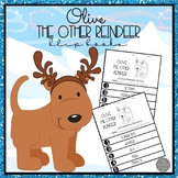 Olive the Other Reindeer Flip Books