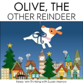 Christmas Activities | Olive the Other Reindeer Book Companion