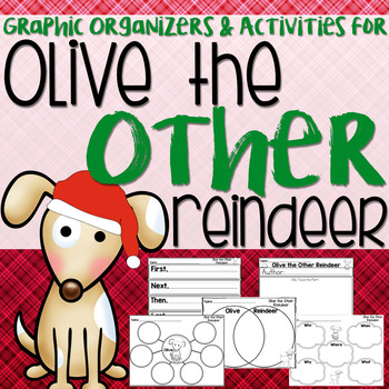 Olive the Other Reindeer {Literature Study Printables}