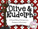 Olive the Other Reindeer & Rudolph Reindeer Character Comp