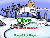 Olive, the Other Reindeer (Story Companion with nonfiction