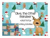 Olive the Other Reindeer Writing Activities and Bulletin Board Idea