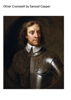 Oliver Cromwell Head Pack