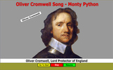 Oliver Cromwell Song by Monty Python - Bill Burton