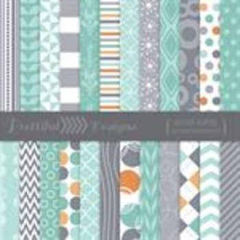 Oliver Digital Paper Pack