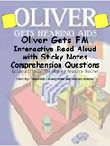 Oliver Gets Hearing Aids: Reading Comprehension with Sticky Notes