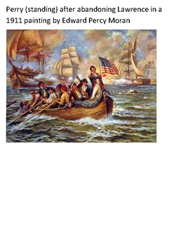 Oliver Hazard Perry Word Search