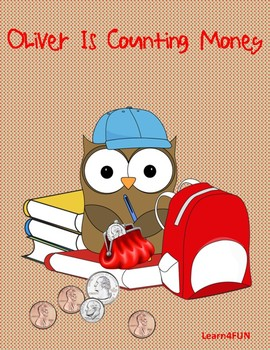 Oliver Is Counting Money