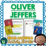 Oliver Jeffers Bilingual English / Spanish Author Study Bundle 6 Week Unit