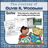 Oliver K. Woodman Inspirational Quotes
