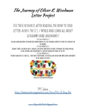 Oliver K. Woodman Letter Writing Project