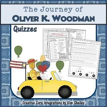 Oliver K. Woodman Quizzes